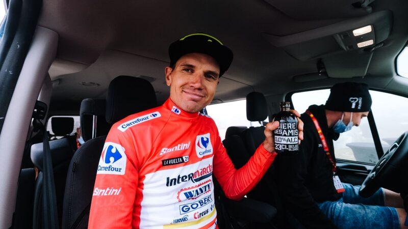 po 3. etape Vuelta a España 2021