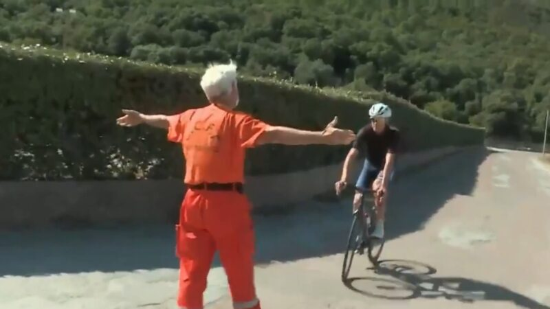 Chris Froome TV video