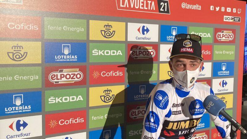 po 1. etape Vuelta a España 2021