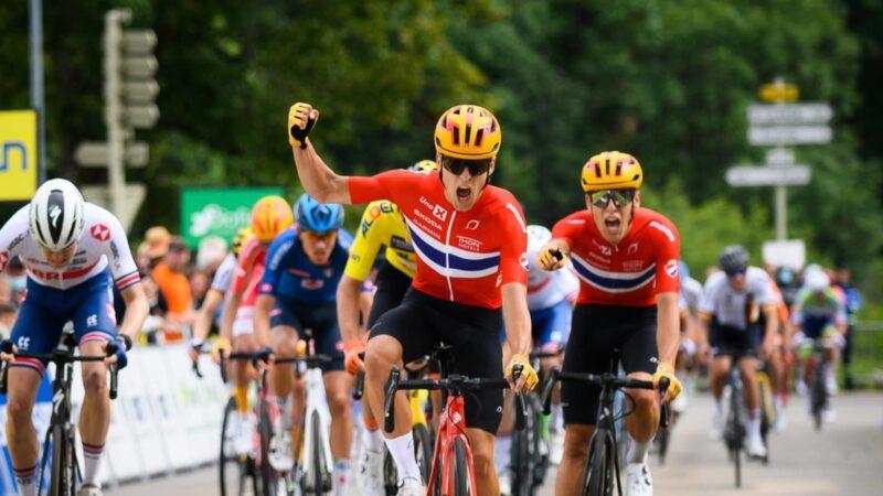 Andreas Halland Johannessen 6. etapa Tour de l'Avenir 2021