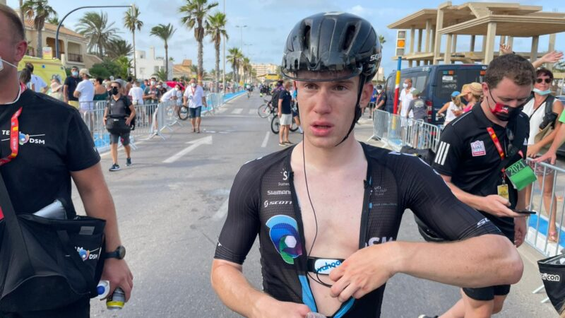 po 8. etape Vuelta 2021