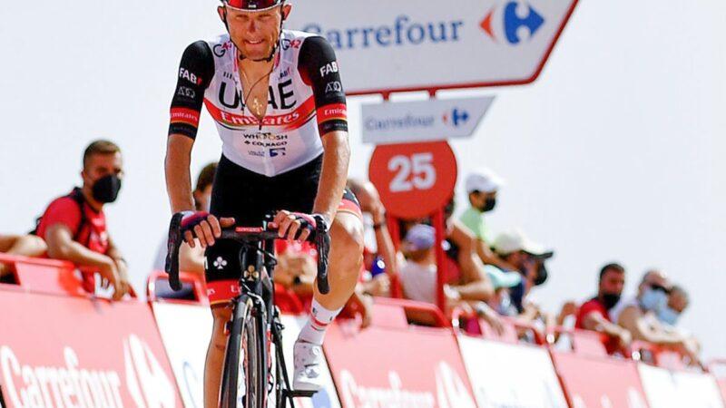 15. etapa Vuelta 2021