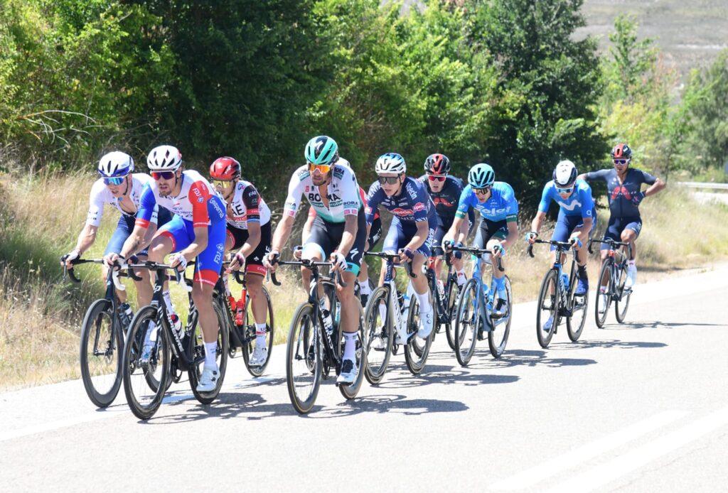 1. etapa Vuelta a Burgos únik