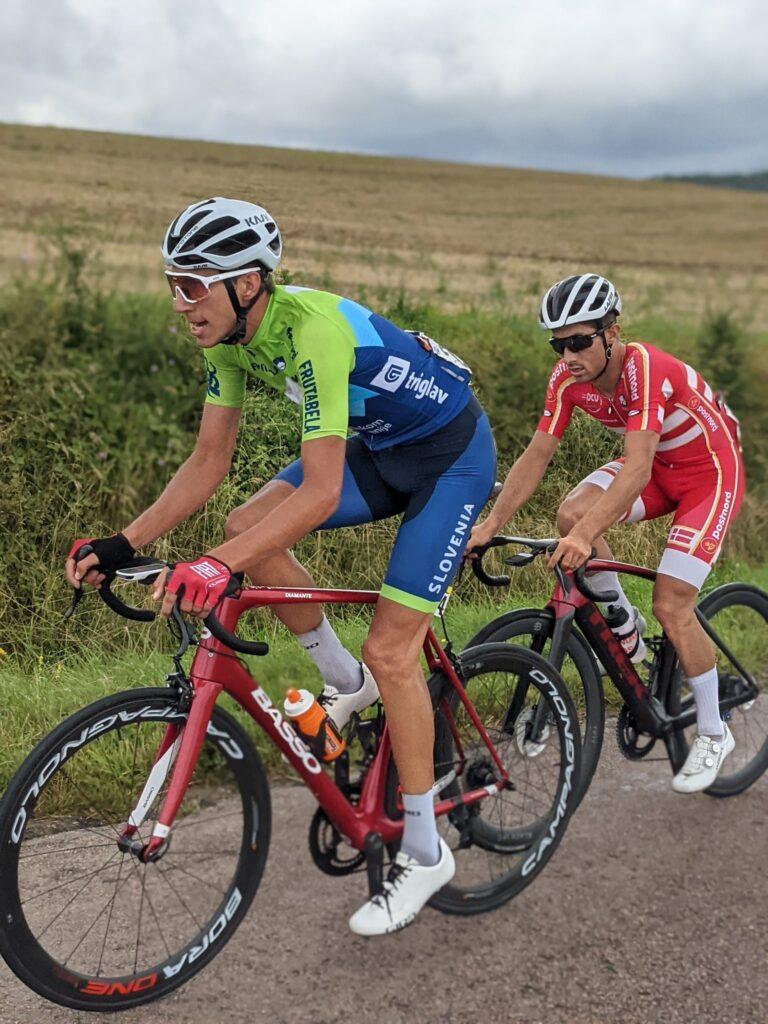 Jarc Changizi 5. etapa Tour de l'Avenir 2021