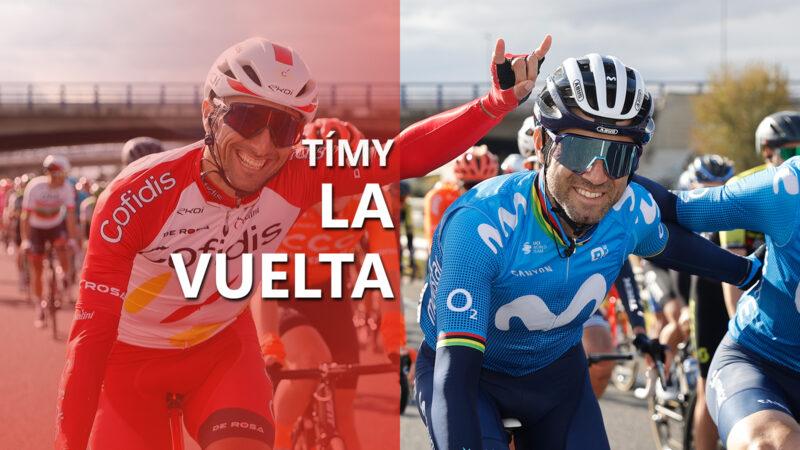 La Vuelta a Espaňa 2021 tímy