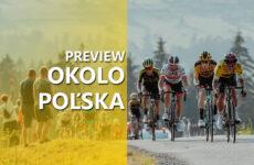 Okolo Poľska 2021 etapy a favoriti