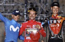 Primož Roglič Vuelta a Espaňa 2021