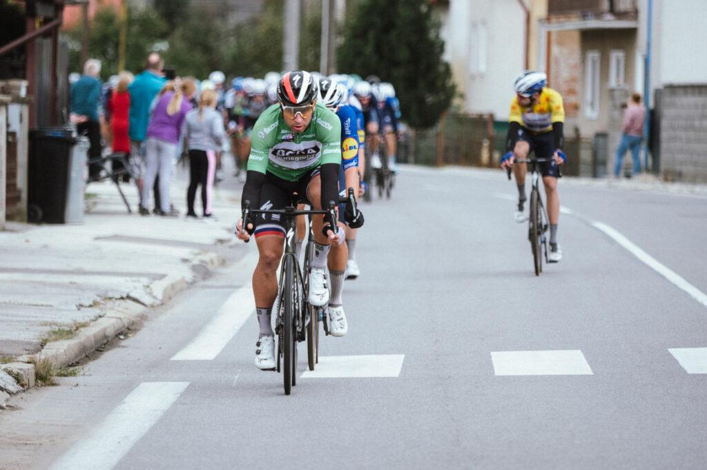 Peter Sagan 3. etapa Okolo Slovenska 2021