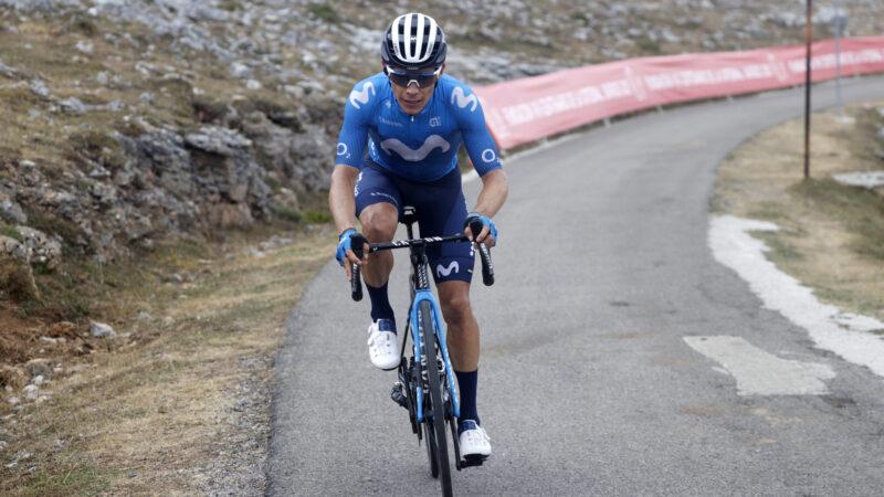 Miguel Angel Lopez 18. etapa Vuelta 2021