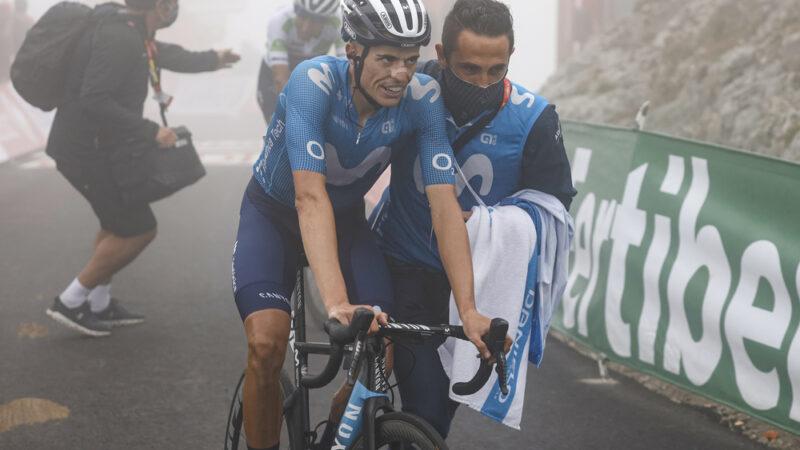 Miguel Angel Lopez Vuelta 2021