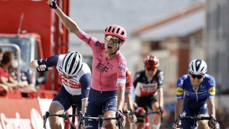 Magnus Cort 19. etapa Vuelta 2021
