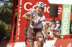 Clément Champoussin 20. etapa Vuelta a Espaňa 2021