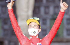 Primož Roglič 21. etapa Vuelta a Espaňa 2021
