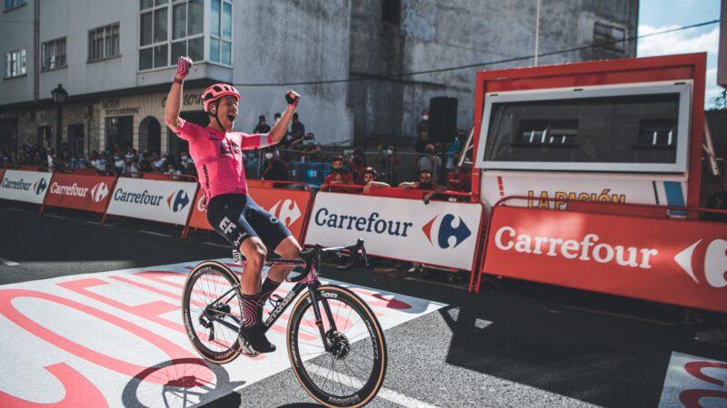 Po 19. etape Vuelta 2021