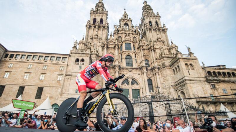 po 21. etape Vuelta 2021