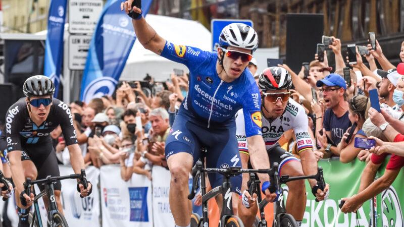 José Alváro Hodeg 1. etapa Okolo Slovenska 2021