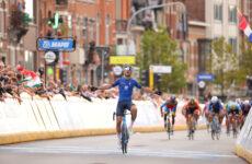 Filippo Baroncini MS v cyklistike 2021 preteky mužov U23