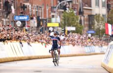 Julian Alaphilippe MS v cyklistike 2021
