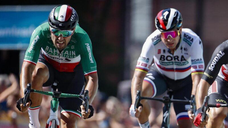 Peter Sagan Majstrovstvá Európy v cyklistike ME 2021 Trentino