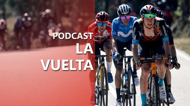 Vuelta 2021 Podcast O Cyklistike