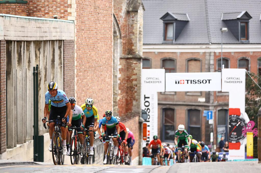MS v cyklistike 2021 preteky juniorov