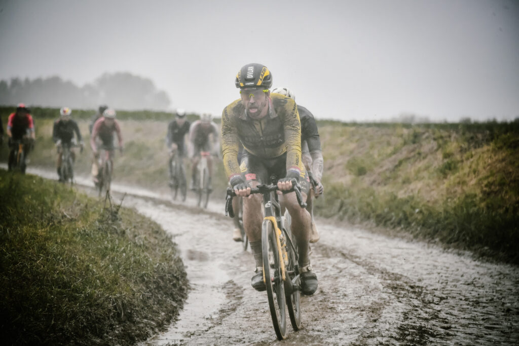 Únik Paríž - Roubaix 2021